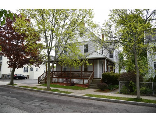Single Family Home for Rent at 68 Russell Street Melrose, Massachusetts 02176 United States