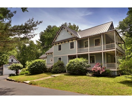 Single Family Home for Sale at 57 Oak Ridge Road 57 Oak Ridge Road Boxford, Massachusetts 01921 United States