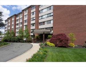 22 Chestnut Place 616 is a similar property to 50 Saint Paul St  Brookline Ma