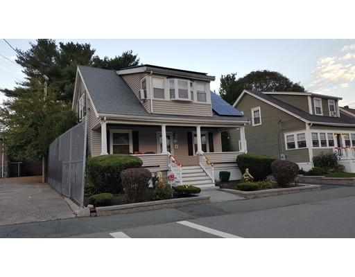 Single Family Home for Sale at 27 Trevett Avenue 27 Trevett Avenue Lynn, Massachusetts 01904 United States