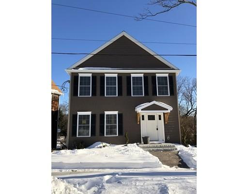 Appartement en copropriété pour l Vente à 118-120 Bowdoin Street #1 118-120 Bowdoin Street #1 Winthrop, Massachusetts 02152 États-Unis