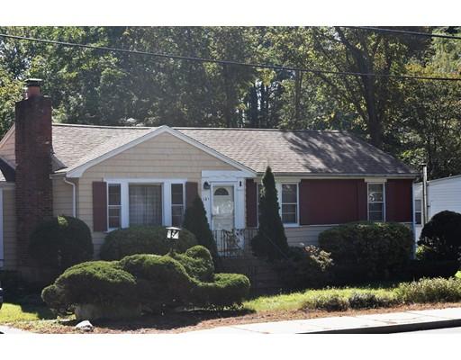Single Family Home for Sale at 121 Bedford Street 121 Bedford Street Burlington, Massachusetts 01803 United States