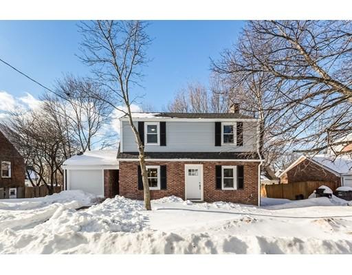 Single Family Home for Sale at 11 Winter Street 11 Winter Street Dedham, Massachusetts 02026 United States