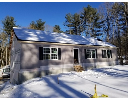 Single Family Home for Sale at 3 Catherine 3 Catherine Douglas, Massachusetts 01516 United States