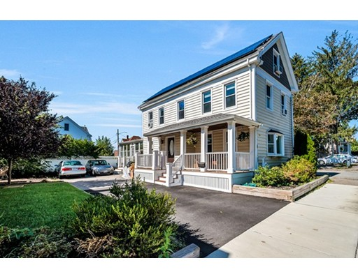 Single Family Home for Sale at 54 Fayette Street 54 Fayette Street Watertown, Massachusetts 02472 United States