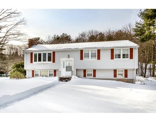 Casa Unifamiliar por un Venta en 2 Overlook Road 2 Overlook Road Canton, Massachusetts 02021 Estados Unidos