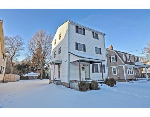 Single Family Home for Sale at 252 Grant 252 Grant Framingham, Massachusetts 01702 United States