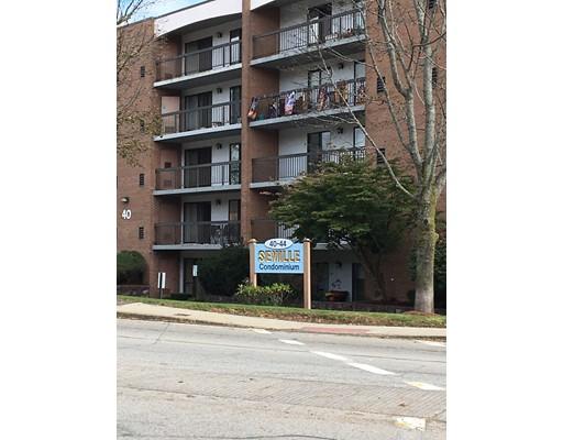 Picture 1 of 40 Main St Unit 403 Stoneham Ma  1 Bedroom Condo#