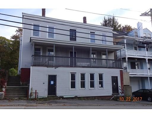Multi-Family Home for Sale at 157 Oak Street 157 Oak Street Clinton, Massachusetts 01510 United States