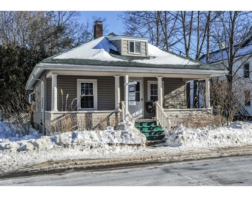 Single Family Home for Sale at 298 Main Street 298 Main Street Ashland, Massachusetts 01721 United States