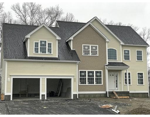 Maison unifamiliale pour l Vente à 129 Magill Drive 129 Magill Drive Grafton, Massachusetts 01519 États-Unis