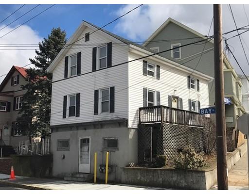 Multi-Family Home for Sale at 8 Bradford Avenue 8 Bradford Avenue Fall River, Massachusetts 02721 United States