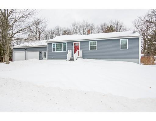 واحد منزل الأسرة للـ Sale في 23 General Pulaski Drive 23 General Pulaski Drive Salem, New Hampshire 03079 United States
