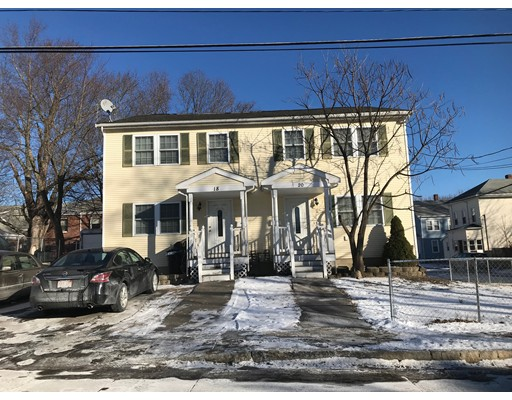 Condominium for Sale at 20 Hunt Street 20 Hunt Street Brockton, Massachusetts 02302 United States