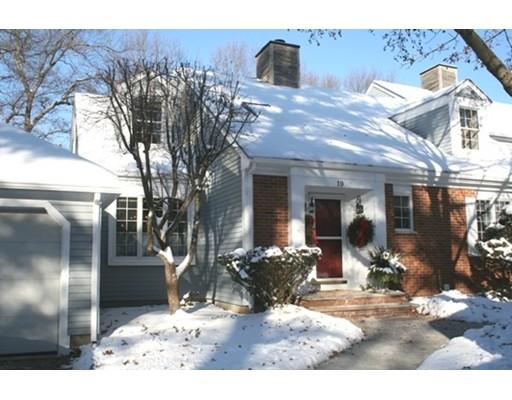 Condominium for Sale at 19 Fuller Pond Road Middleton, 01949 United States
