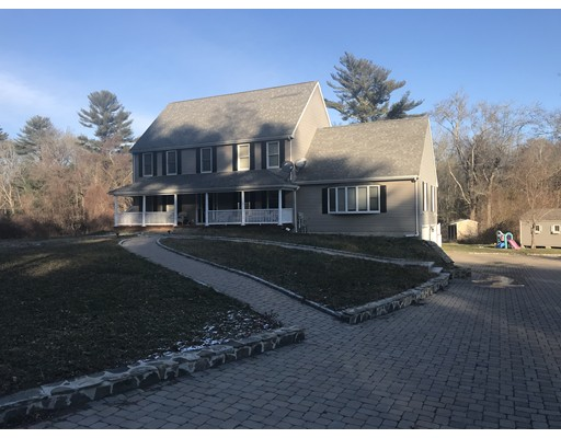 Single Family Home for Sale at 200 Miller Street Middleboro, 02346 United States