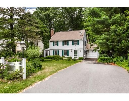 独户住宅 为 销售 在 140 Field Road 140 Field Road Longmeadow, 马萨诸塞州 01106 美国