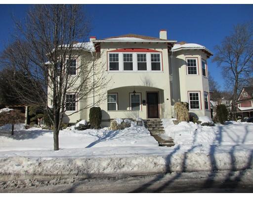 Apartamento por un Alquiler en 4 Jennison #4 4 Jennison #4 Newton, Massachusetts 02460 Estados Unidos