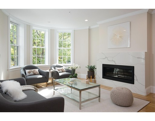 Condominium for Sale at 1248 Beacon Street 1248 Beacon Street Brookline, Massachusetts 02446 United States