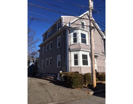 Casa unifamiliar adosada (Townhouse) por un Alquiler en 33 Osgood #2 33 Osgood #2 Salem, Massachusetts 01970 Estados Unidos