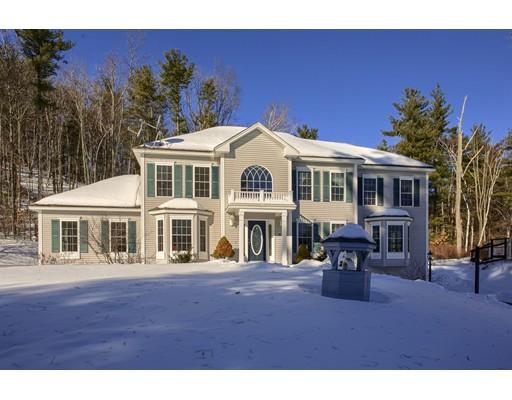 واحد منزل الأسرة للـ Sale في 30 Monument Hill Road 30 Monument Hill Road Pelham, New Hampshire 03076 United States