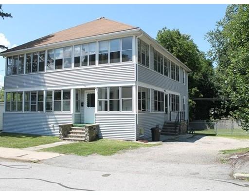 Apartment for Rent at 6 Emmanuel #2 6 Emmanuel #2 Webster, Massachusetts 01570 United States
