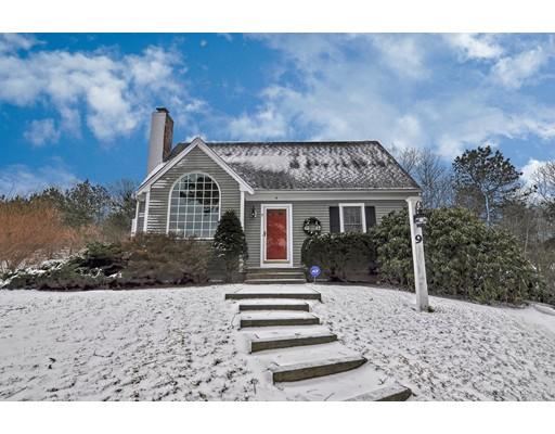 独户住宅 为 销售 在 9 Daniel Webster Road 9 Daniel Webster Road 波恩, 马萨诸塞州 02559 美国