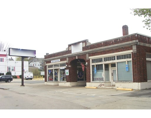 Commercial for Sale at 13 Spruce St/ Corner /Main 13 Spruce St/ Corner /Main Milford, Massachusetts 01757 United States