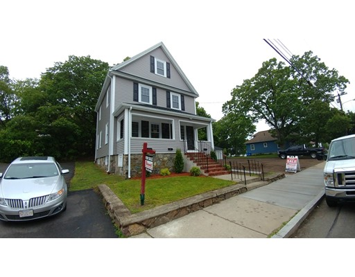 Single Family Home for Rent at 65 Central Avenue 65 Central Avenue Malden, Massachusetts 02148 United States