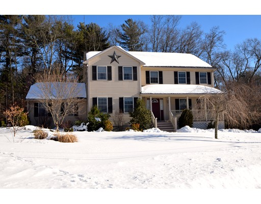 Single Family Home for Sale at 14 Greenhouse Way 14 Greenhouse Way Randolph, Massachusetts 02368 United States