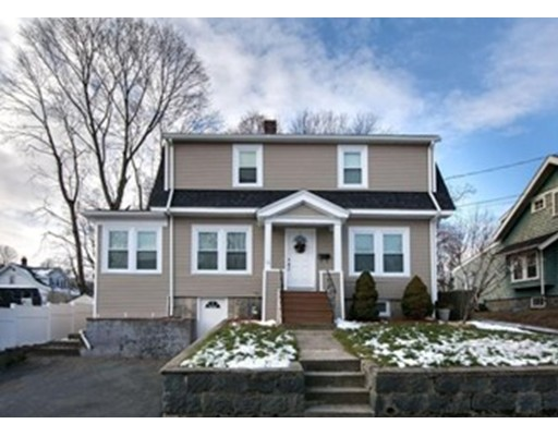 Single Family Home for Rent at 16 Bower Road 16 Bower Road Braintree, Massachusetts 02184 United States