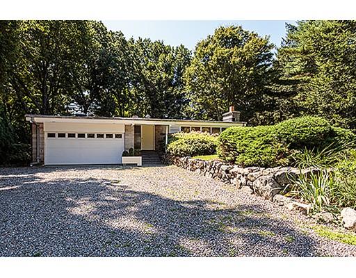 Maison unifamiliale pour l à louer à 55 Juniper Road 55 Juniper Road Belmont, Massachusetts 02478 États-Unis