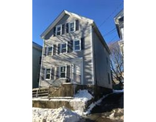 Single Family Home for Rent at 1365 Pleasant Street 1365 Pleasant Street New Bedford, Massachusetts 02740 United States