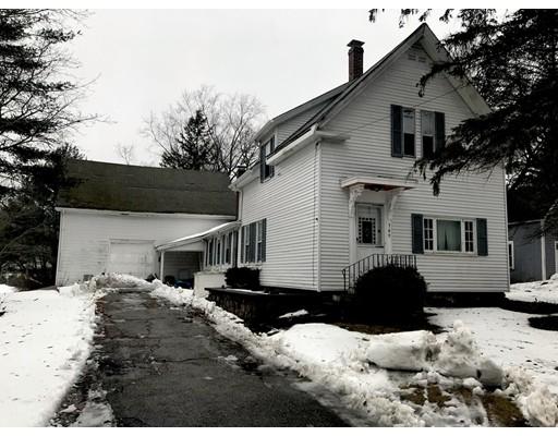 Single Family Home for Sale at 349 Center Street 349 Center Street Easton, Massachusetts 02375 United States