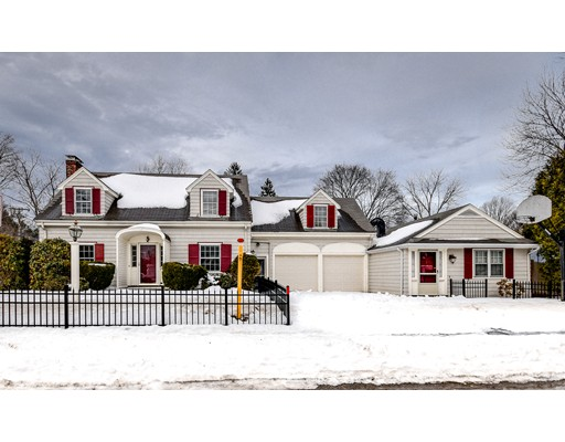 203 Lindbergh Avenue, Needham, MA 02494