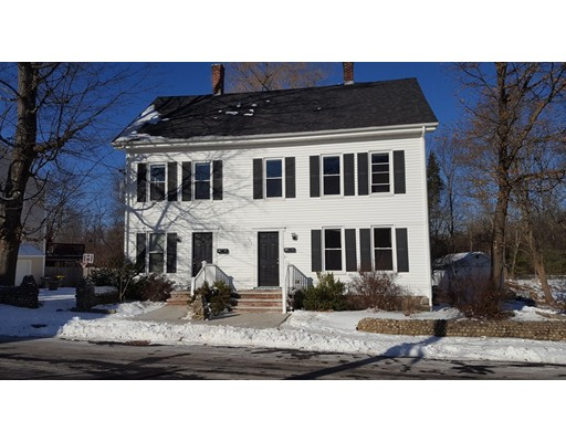 Single Family Home for Rent at 287 Cottage Street 287 Cottage Street Franklin, Massachusetts 02038 United States