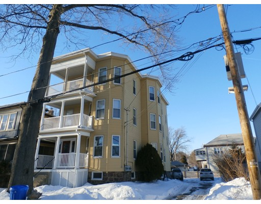 Picture 3 of 51 Lawrence St Unit 1 Malden Ma 2 Bedroom Condo
