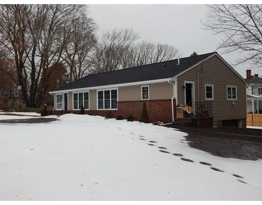 Single Family Home for Sale at 55 Cross Road 55 Cross Road Brockton, Massachusetts 02301 United States