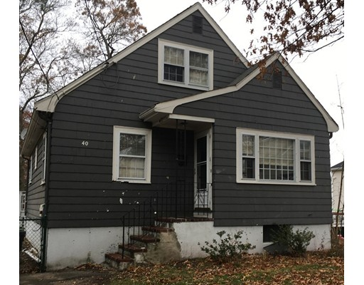 Picture 2 of 40 Tarbox St  Dedham Ma 3 Bedroom Single Family