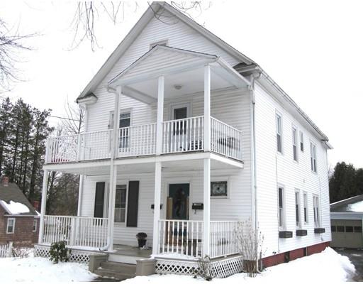 独户住宅 为 出租 在 257 Ashley Street 257 Ashley Street West Springfield, 马萨诸塞州 01089 美国