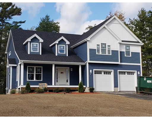 Single Family Home for Sale at 40 Waterford Circle--TBB 40 Waterford Circle--TBB Dighton, Massachusetts 02715 United States