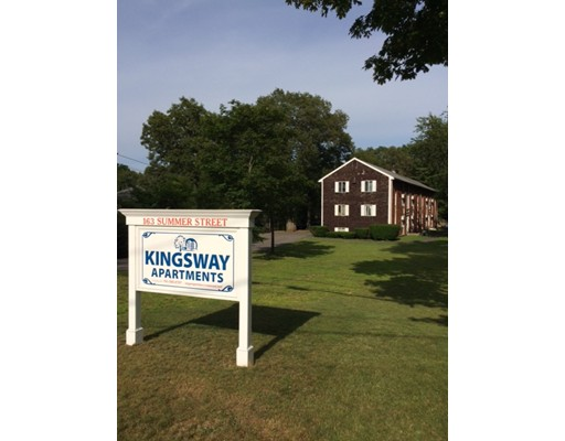 Apartamento por un Alquiler en 163 Summer Street #1 163 Summer Street #1 Kingston, Massachusetts 02364 Estados Unidos