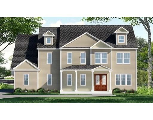 Частный односемейный дом для того Продажа на 18 Marshall Avenue 18 Marshall Avenue Natick, Массачусетс 01760 Соединенные Штаты