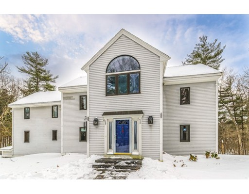 Single Family Home for Sale at 4 Wyndmere Drive 4 Wyndmere Drive Boxford, Massachusetts 01921 United States