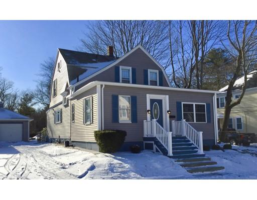 Single Family Home for Sale at 30 Upland 30 Upland Holbrook, Massachusetts 02343 United States