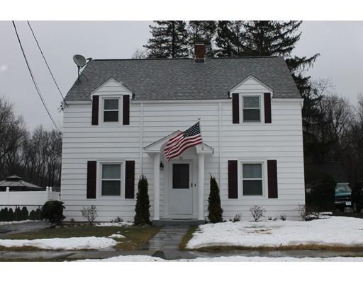 独户住宅 为 销售 在 43 Mandalay Road Springfield, 马萨诸塞州 01118 美国