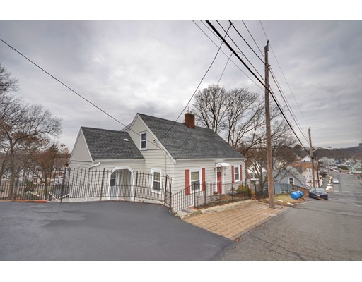 Single Family Home for Sale at 55 Gertrude Street 55 Gertrude Street Lynn, Massachusetts 01902 United States
