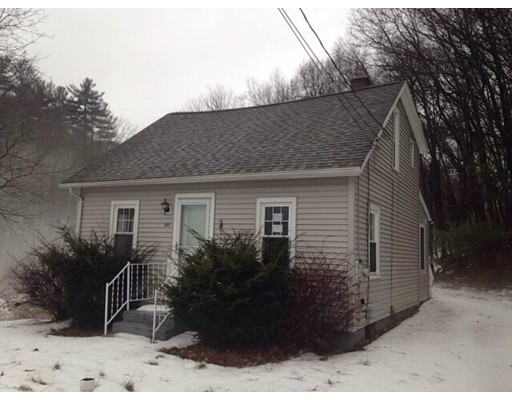 Single Family Home for Sale at 143 West Street 143 West Street Easthampton, Massachusetts 01027 United States