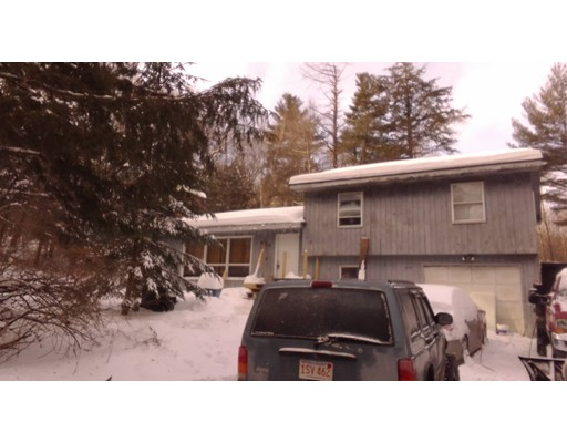 Single Family Home for Sale at 449 High Street Hill Road 449 High Street Hill Road Windsor, Massachusetts 01270 United States