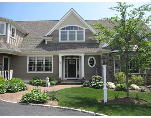 Maison unifamiliale pour l Vente à 43 Boulder Ridge 43 Boulder Ridge Plymouth, Massachusetts 02360 États-Unis
